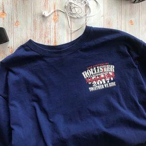 Fruit of the Loom Blue Men's T-shirt A81